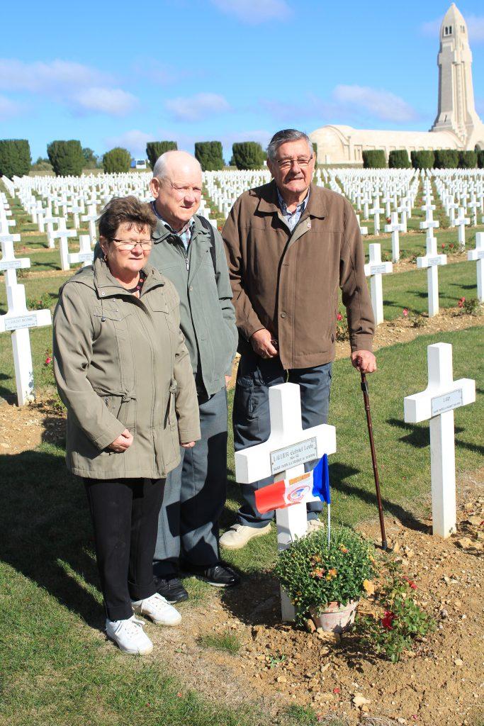 Visite d'Hist'Orius à l'ossuaire de Douaumont