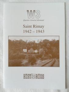 Hist'Orius, brochure W3 Saint-Rimay