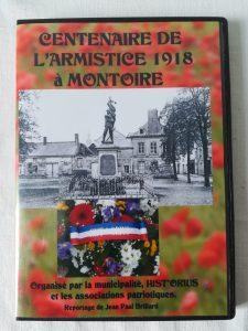 DVD Hist'Orius sur le centenaire de l'armistice 1918