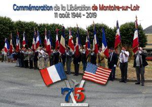 75 ans Libération Montoire 1944-2019