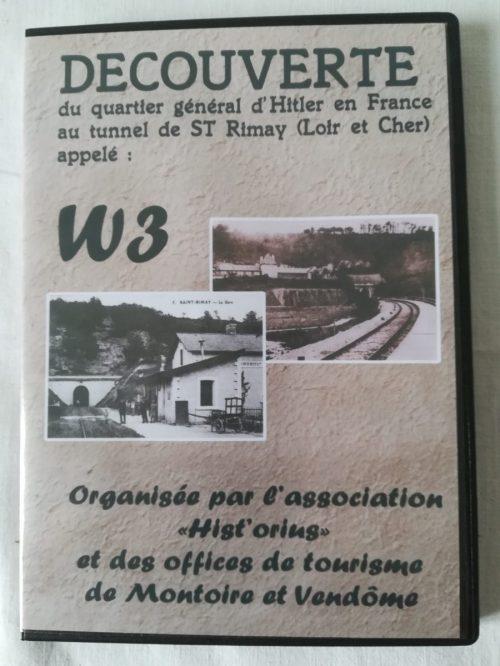 DVD Hist'Orius W3 site historique